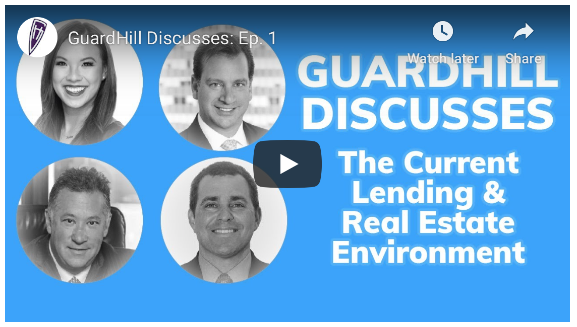 Guardhill Financial Webinar – New Trends